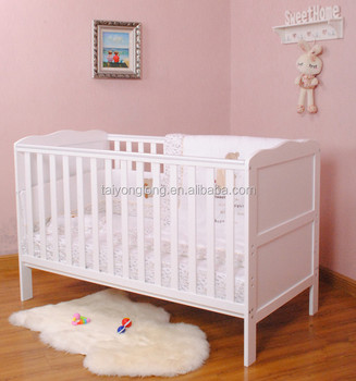 Portable Baby Cribs Wooden Designer Cots Cot Bed