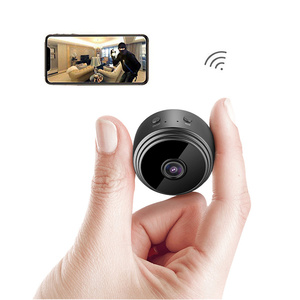 Amazon Hot Sale Magnetic Live Stream IP Wifi Wireless HD 1080P Video Hidden Mini Spy Camera