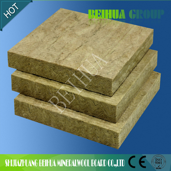 Hemp insulation mats fireproof rock wool insulation batts for Rock wall insulation
