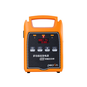 600W 220V/110V portable solar power generator lithium battery power pack for outdoor and home use