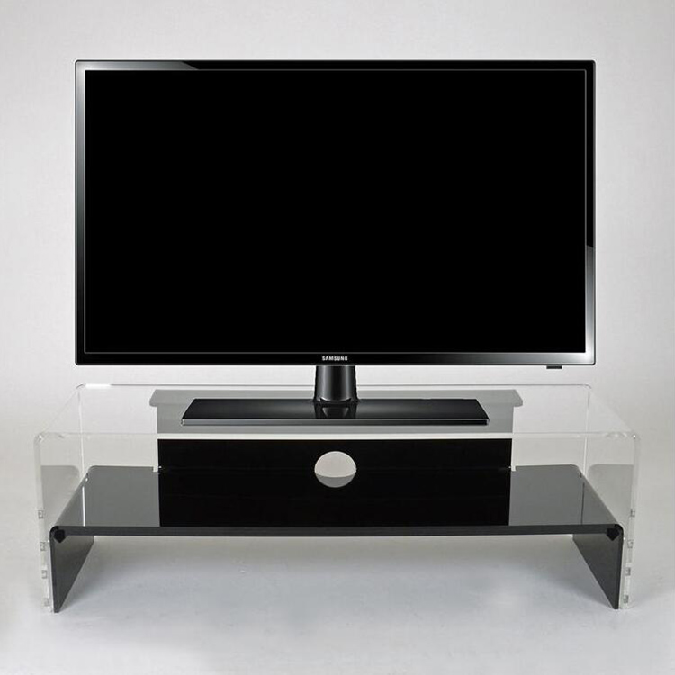 Living Room Furniture LED TV Stand TV Table Acrylic Material Television  Stand