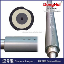 C1607-167,china manufacture flexo print comma cylinder