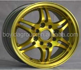 8hole Car Wheel Rims Pcd 108 112 120