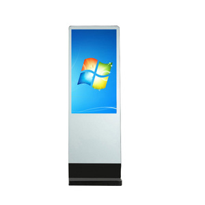 42 inch lcd touch screen totem kiosk digital signage ad display advertising player