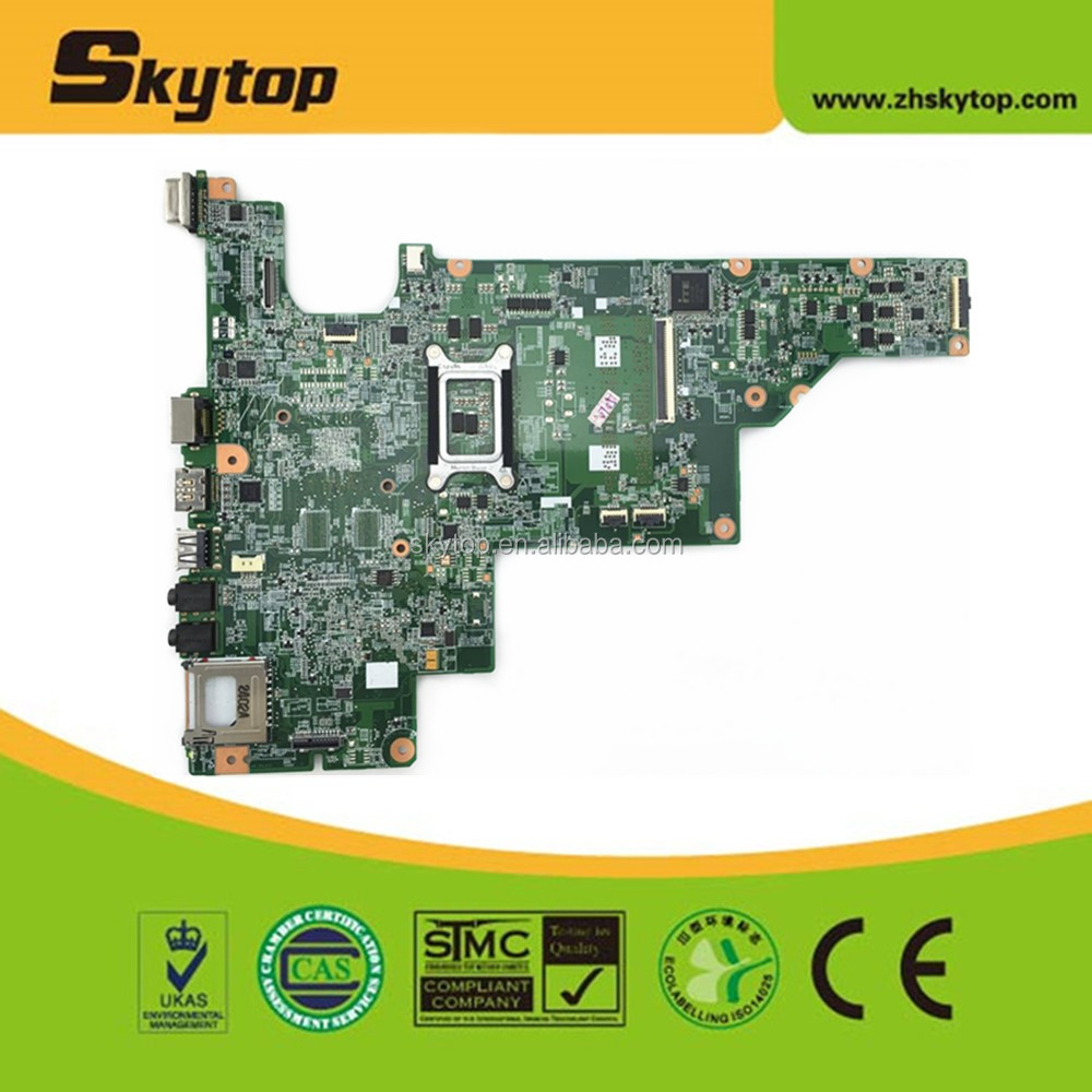 1:1 replacement warranty for HP 630 430 CQ43 CQ57 Intel HM55 Laptop Motherboard 646669-001