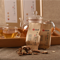 2018 Top Rated New Product Chinese Herbal Tea Reishi Mushroom Ginseng Extract Tea Red Ginseng Root Tea