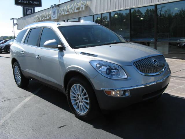 buick prime at fwd suv detail cxl serving motors enclave used