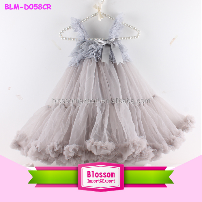 bf2fc30a5 2017 New Style Birthday Casual Dress 1 Year Baby Fashion Design ...
