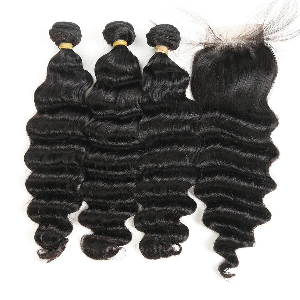 Hot Selling Brazilian Loose Deep Wave Human Hair Weave,wholesale virgin cuticle aligned hair,100% Durable, Natural black 1b;1#;1b;2#;4# and etc