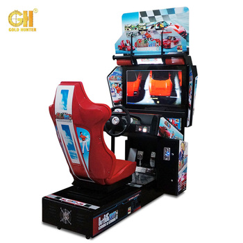 Arcade Machine 32 Inch Outrun Car Racing Game