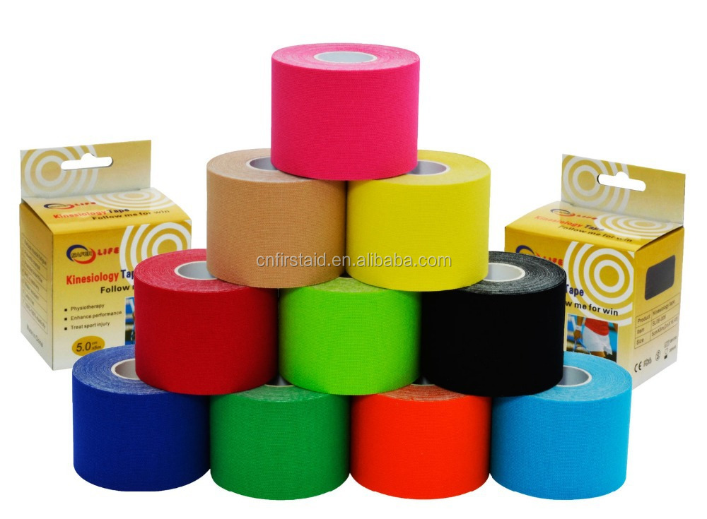 2015 wholesale kt sport therapy cure protect muscle kita kinesiology tape kita ,muscle tape kita athlete sport tape