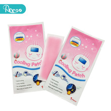 Cooling gel pad/Cooling gel patch/patch de febre Do Bebê