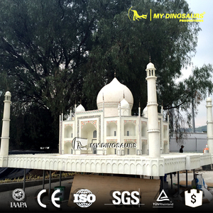 MY Dino MB-05 3D World Landscape India Taj Mahal Replica