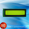 20x2 Transmissive Negative LCD Module Display STN Yellow Green COB Style