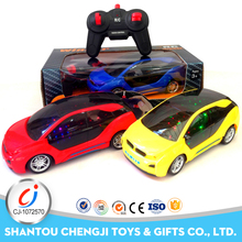 4wd rc car toy china plastic model kits with light