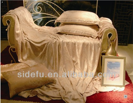 high quality factory price hotel bed linen 0007