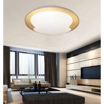 High quality round acrylic aluminum lamp body wireless cordless kid led ceiling light with remote control
