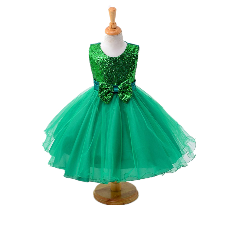 New Style Full-length Ball Gown Flower Girl Puffy Pageant Dresses For Kids With High Quality L8089