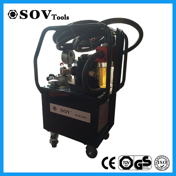 70Mpa two stage double acting electric hydraulic pump manufacturer