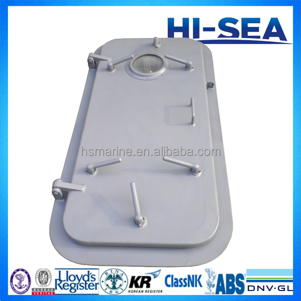 China Supplier Steel Single-Leaf Marine Weathertight Door for Ships