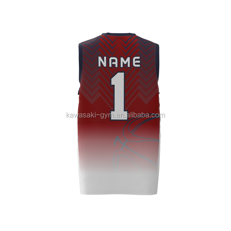 New style color maroon basketball jersey logo design names