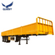 QUEST China Manufacture 40ft side wall cargo truck semi trailer for sale