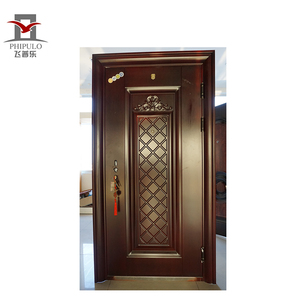 Security Front Fire Rated Steel Door China