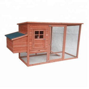 Industry Chinese Large Cheap Wooden Chicken Coop For Sale