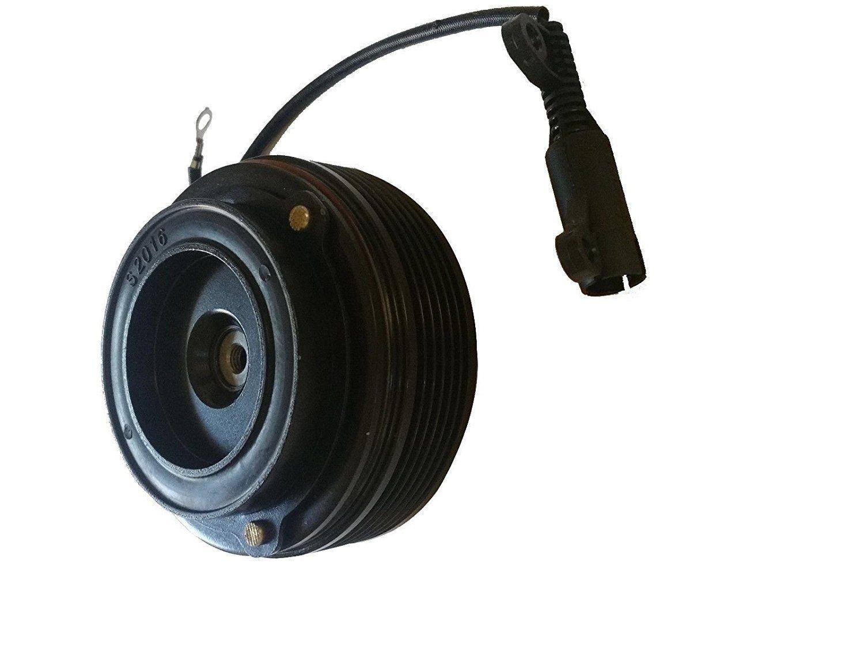 BEARING COIL PLATE 2010-2013 Mazda 3 2.0L AC A//C Compressor Clutch Kit PULLEY