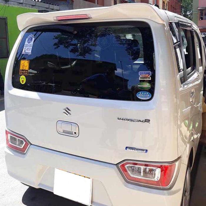 Ala Led Suzuki Plástico Ala Techo Wagon R 2017 R Con Buy Abs De Led Product Para Spoiler Plástico on 2018 Para Suzuki Spoiler Con Carro Spoiler OPk80wn