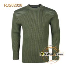 Military Men's winter Sweater Army knitted pullover mens sweater windbreaker