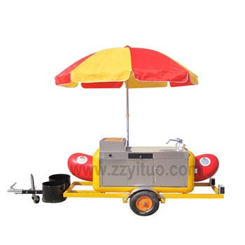 3e53175ec02 Food Van Hot Dog Cart Food Trailer Vending Machine For Sale - Buy ...