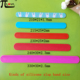 Custom pantone color and size bulk packing cheap blank slap bracelet