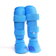 Karate equipment custom karate shin and instep guard karate protector wkf