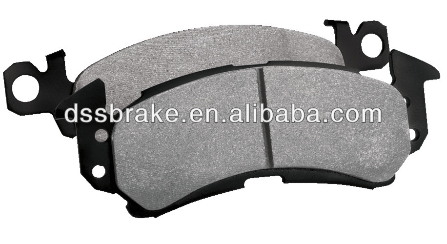 Brake pad for Chevrolet parts D52