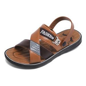 fc7bfad9b3b784 China Men Sandals Slipper Pu Men, China Men Sandals Slipper Pu Men  Manufacturers and Suppliers on Alibaba.com