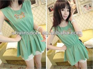 60a274b5d65 Summer Dresses Korean Style Wholesale