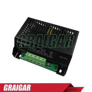 SmartGen BAC1203 Auto Battery Charger Suitable for 12V storage battery and the rated current is 3A