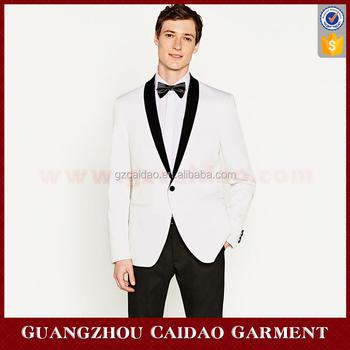 Custom Quality Mens Modern Fit Shawl Lapel White Dinner Jacket - Buy ... 8e352f229763