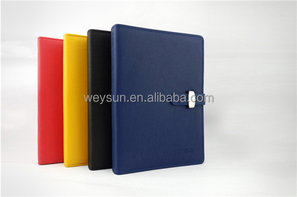 Modern Design A7 Personal Organiser Planner PU Leather Cover Diary Notebook School Office Stationery