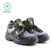 China Famous Men Safety Shoes Genuine Leather Shoes
