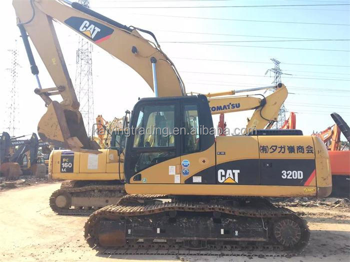 High Quality Very Cheap Price Japan Original CATE 320D Used Excavator