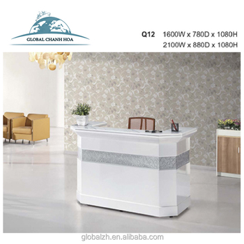Hair Salon Reception Desk For Barber Shop Styling Salon Chairs Desk