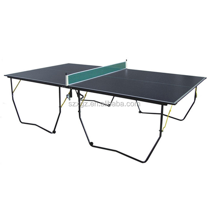 Modern Folding Table Legs Ping Pong Tables Standard Size For Sale