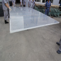 clear cast acrylic sheet for aquarium