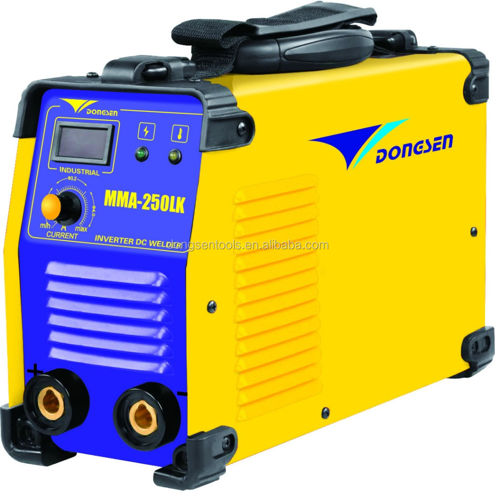 2015 High quality portable and durable MMA-250 welder 110v arc inverter <strong>welding</strong>