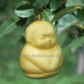 Buddha Pear Mold