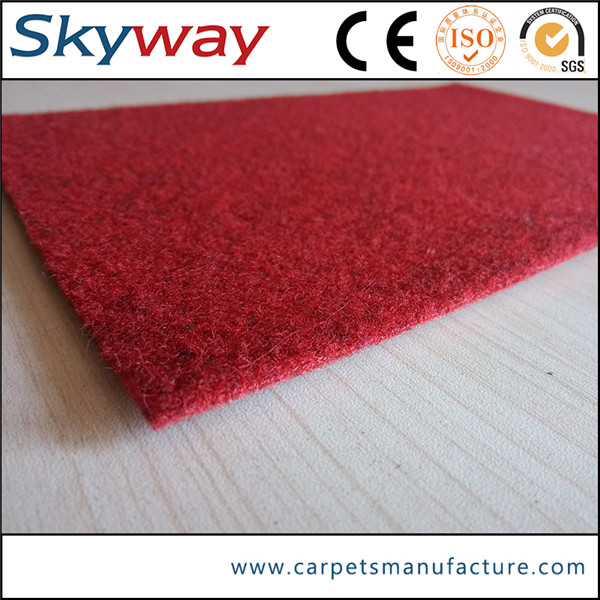 branded pp commercial carpet tile made in china