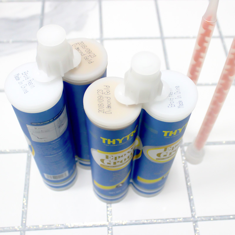 High Strength Non Shrink Ceramic <strong>Tiles</strong> Epoxy Grout Material for Bathroom