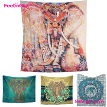 Big discount 100% cooton custom made chinese hangings wall tapestry